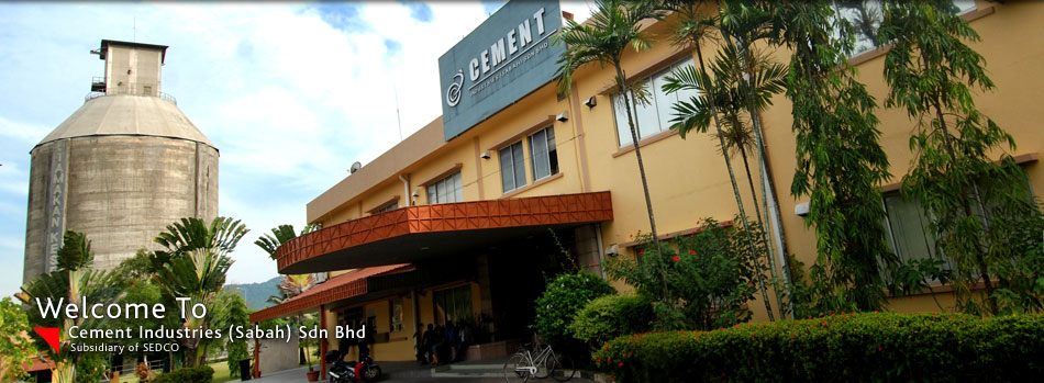 Main Page : Cement Industries (Sabah) Sdn  Bhd